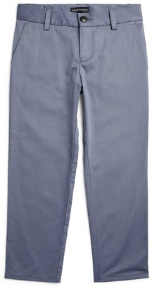 Emporio Armani Kids Slim Formal Trousers (4-16 Years)