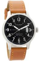 Filson Mackinaw Field F0120072832 Men's Quartz Watch Blue Dial 43mm