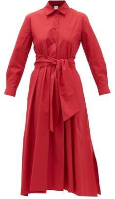 Max Mara Jums Dress - Womens - Red