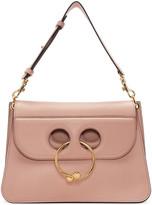 J.W.Anderson Pink Medium Pierce Bag