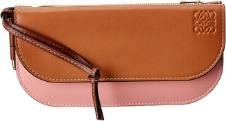 Loewe Gate Leather Continental Wallet