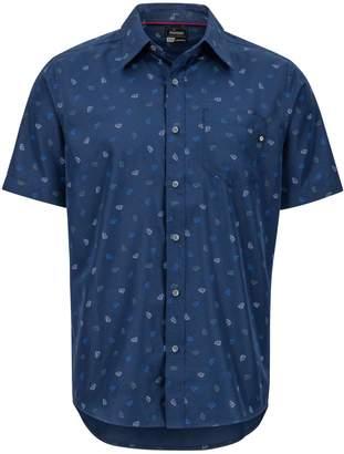 Marmot Men's Lykken Short-Sleeve Shirt