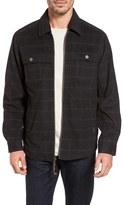 Tommy Bahama Ramero Wool Blend Shirt Jacket