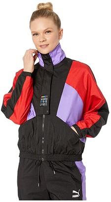 Puma TFS OG Retro Track Jacket Black) Women's Coat