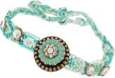 Topshop Turquoise friendship bracelet