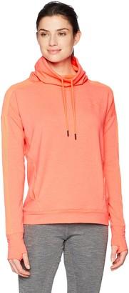 Under Armour Women's Featherweight Fleece Funnel Sweatshirt
