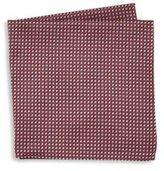 Armani Collezioni Silk Weave Pocket Square