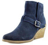 Very Volatile Almeria Women Round Toe Suede Ankle Boot.