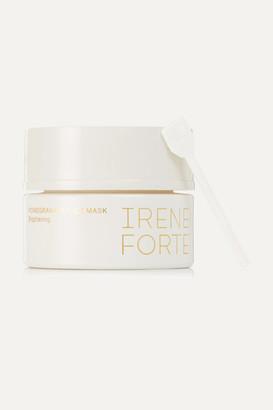 Irene Forte - Net Sustain Brightening Pomegranate Face Mask, 50ml - Colorless