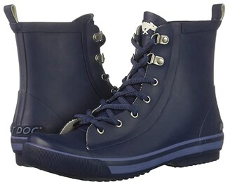 Rocket Dog Rainy (Navy) Women's Boots