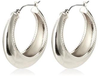 Pilgrim Earrings : Air : Silver Plated