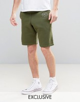 Jack Wills Balmore Sweatshorts In Khaki