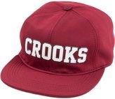 Crooks & Castles Mens Crooks Armada Snapback Adjustable Hat/Cap