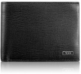 Tumi Men's 'Monaco' Global Double Billfold Leather Wallet - Black