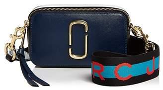 Marc Jacobs Snapshot Saffiano Leather Crossbody
