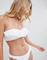 Freya Bohemia bandeau bikini top