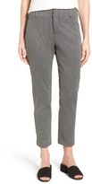 NYDJ Women's Renee Stretch Jacquard Ankle Pants