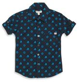 Appaman Toddler Boy's Printed Short Sleeve Shirt