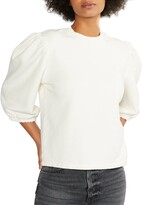 Thumbnail for your product : ÉTICA Marie Puff-Sleeve Sweatshirt