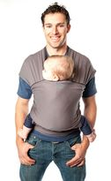 Moby Wrap Classic Modern Baby Carrier in Slate