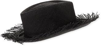 Gigi Burris Millinery Bungalow Straw Panama Hat
