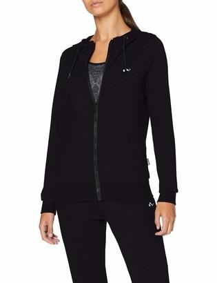 Only Women's Onpelina Zip Hood Sweat-Opus Jacket