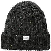 Coal Women's The Edith Rib Knit Cuffed Beanie Hat