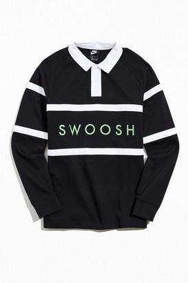 Nike Swoosh Rugby Shirt