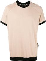 Numero 00 Numero00 - contrast trim T-shirt - men - Polyester/Modal - S