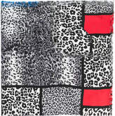 Pierre Louis Mascia Pierre-Louis Mascia printed leopard scarf