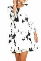 Umgee USA Bell Sleeve Dress