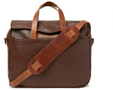 RRL - A-2 Leather Briefcase