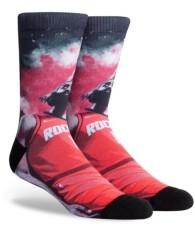 Lids Parkway Men's Houston Rockets Voltage Crew Socks
