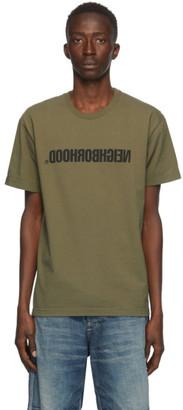 Neighborhood Green Archive No. 0201 CI T-Shirt