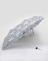 Monki Leopard Print Umbrella