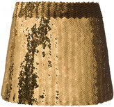 Marc Jacobs sequin mini skirt