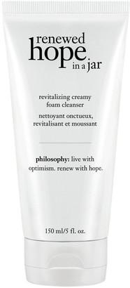 philosophy Renewed Hope In A Jar Revitalizing Creamy Foam