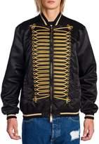 Palm Angels Men's Honor Uniform Bomber Jacket
