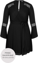 City Chic Lacey Bell Dress