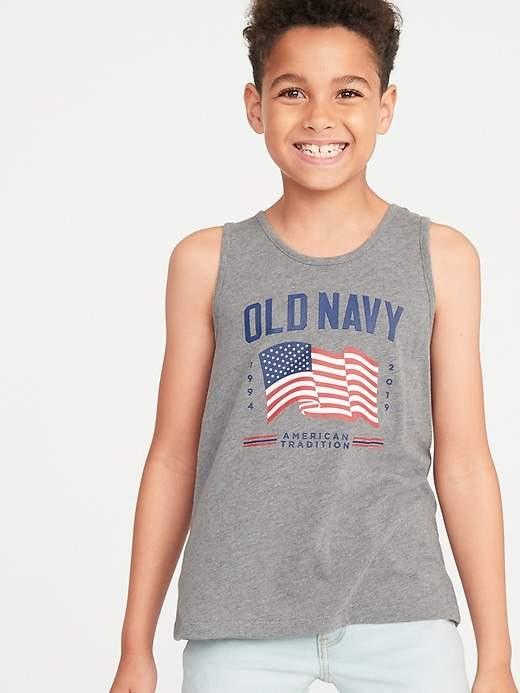16411e9c Old Navy Gray Boys' Tees - ShopStyle