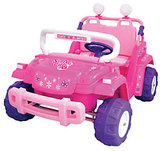 QVC 12V Surfer Girl Battery Operated Ride-On