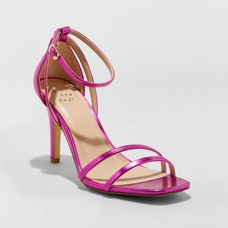 A New Day Women's Kayce Strappy Stiletto Heeled Pumps
