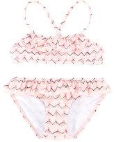 Soft Gallery - Jewel bikini - kids - Polyester/Spandex/Elastane - 6 yrs