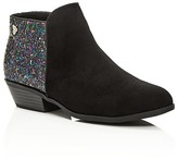 Sam Edelman Girls' Petty Glitter Booties - Little Kid, Big Kid