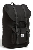 Herschel Men's 'Little America' Backpack - Black