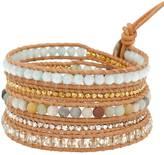 Chan Luu Semi Precious Wrap Bracelet