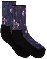 Smartwool Hike Light Under The Stars Crew Socks