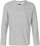 Levi's Made & Crafted striped fitted top