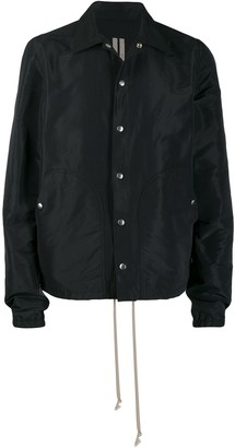 Rick Owens Loose-Fit Shirt Jacket