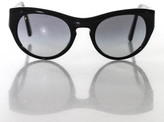 Paul Smith Black Round Plastic UV Lenses Designer Sunglasses